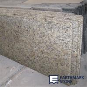 China Giallo SF Real Granite Countertop on sale