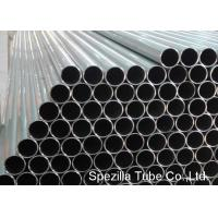 Best 12mm stainless steel tube 316L Round Welded Stainless Steel Tube / Automatic Tubing 180 Grit Polished wholesale