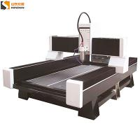 Best Honzhan HZ-R1325 Stone Cnc Router for Engraving Stone Marble Granite Gravestone wholesale