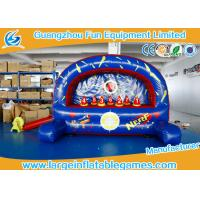 Buy cheap Double Stitching Inflatable Nerf  Target , Inflatable Shootout from wholesalers