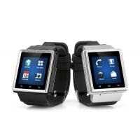 China Newest Android Watch Mobile Phone - 3G,1G Dual Core Processor,GPS, Wi-Fi, 32G SD CARD on sale