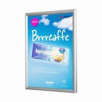 China Poster Frame Light Box, 1 Snap Frame, 25mm Width, 2 Super Thickness Only 12mm on sale