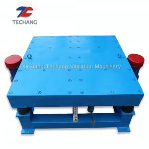 China Pavers / Casting Mould Concrete Vibrating / Vibration Table on sale