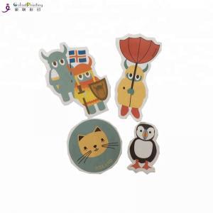 Best PP Die Cut Product Label Sticker Printing / Personalised Kids Stickers wholesale