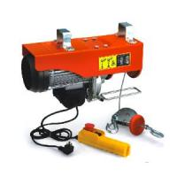 Buy cheap PA wire rope electric hoist, mini hoist electric from wholesalers