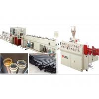 Best Electric Conduit Pe Pipe Extrusion Line Pvc Pipe Production Line DELTA wholesale