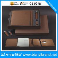 Best Promotional notebook with 4GB USB Memo and Mobile phone chain wholesale