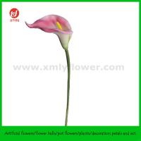 "China 27""Artificial Natural Touch Foam Flower Large Calla Lily on sale"