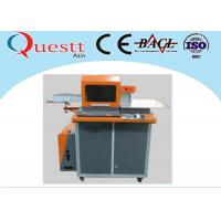 Best 3D Ads Signs Channel Letter Bending Machine 130mm Max Width With Bending Head wholesale