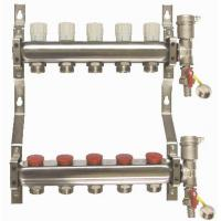China manifold for underfloor heating on sale