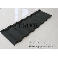 Best Heat Resistance Stone Coated Roofing Tiles 0.5mm Thickness 50 Years Guarantee wholesale