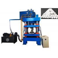 Best Compact Hydraulic Tablet Press Machine Deep Drawing Continuous For Granular Raw Materials wholesale