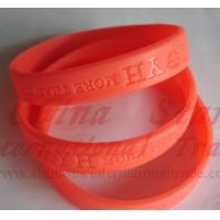 Best silicone wristband gift,fishing acessories wholesale