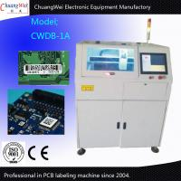 China Programming PCB Circut Board Label Maker Machine 0.01mm Control Motor Repeat Accuracy on sale