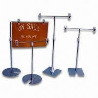 Best Sign Holders, Great for Communication of Product Information and Promotion Advice wholesale