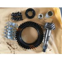 China Auto Driving Helical Bevel Gear High Rigidity Pressure Angle 20 - 30 Degree on sale
