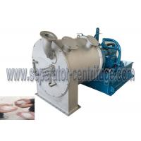 Best One Stage Pusher Chemical Centrifuge For Copper Sulfate Dehydration Machine wholesale
