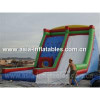 China Bring Cool To Summer, Inflatable Water Slide Game For Water Park Games on sale