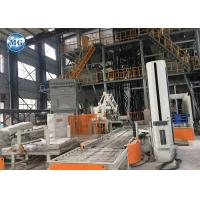 Best High Efficiency Automatic Dry Mix Mortar Production Line With Packing Machine wholesale