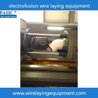 Best CNC PE electorfusion fittings wire laying machine PC-160/400ZF elbow laying wire machine wholesale