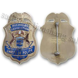 Best Police Lapel Pin, Pin Badge, Tin Badge wholesale