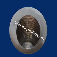 China wedge wire centrifuge basket withstand the stresses of centrifugal dryer system on sale
