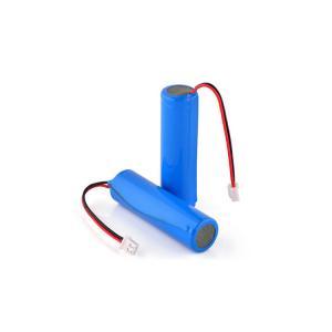Best 1C Discharge UN38.3 2000mAh 3.7V Lithium Ion Battery wholesale