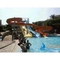 Best Custom 6m Family Resorts Water Slides Equipment for Holiday Entertainment wholesale