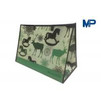 Buy cheap Green Bag 160gsm Woven with Lamination and Coating Gift Promotion etc product