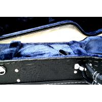 China Shockproof Acoustic Guitar Case For Guitar / Bass Display And Protection on sale