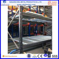 2-10 layer 50mm pitch steel Light Duty Rack/Islotted angle shelf for warehouse storage