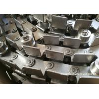 Best Durable Single Strand Roller Chain , Transmission Roller Chain ANSI Standard wholesale