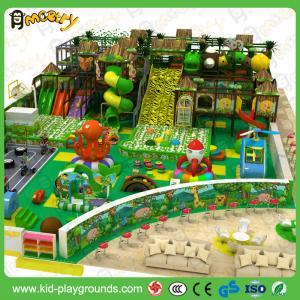 China Indoor Plastic Kids Slides Mcdonalds Playground Equipment Indoor Play Center Kids Games Indoor With Foam Play on sale