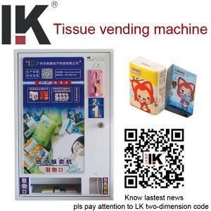 Best LK-A1401 Small tissue vending machine,vending machine for sale wholesale