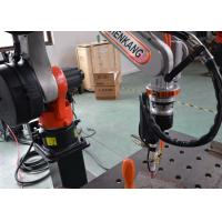 Best Multi Function Arc Welding Robot , Automated Welding Machine 6 Axis High Precision wholesale