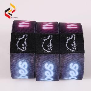 Best Factory Price Woven Fabric Stretch MF DF4k RFID Wristband Bracelet wholesale