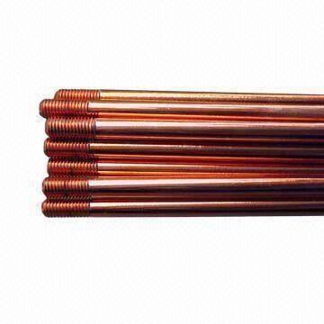 Details Of 1 2 5 8 3 4 Copper Bonded Grounding Rod High