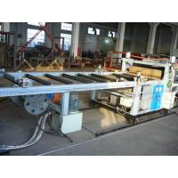 Electric PVC Transparent Plastic Sheet Machine With 3000mm Width