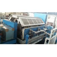 Best Paper Pulp Moulding Machine , Paper Tray Making Machine With Germany Valves wholesale