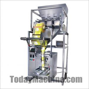 Best Vertical FFS Packaging Machine with multihead weigher wholesale