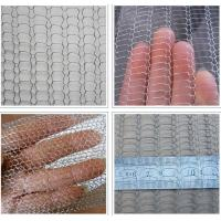 China Plain Weave Stainless Steel Knitted Wire Mesh 0.5-2m Width For Demister Pad on sale