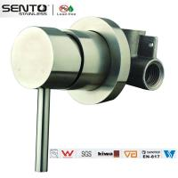 Best Sento Stainless Steel Single handle wall-mounted shower mixer faucet wholesale