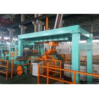China Metal Thin Steel Coil Cut To Length Line Machine High Speed Colour Option on sale