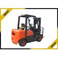 China Easy Control Industrial Lift Truck , 2.5 ton Material Handling Forklift Diesel Powered on sale