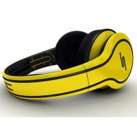 Best Yellow SMS Street Audio Limited Edition Over - Ear Wired 50 Cent Sync Headphones For Computers wholesale