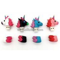 Best Promotional horse animal shape USB flash driver custom with 8g 16g 32g available wholesale