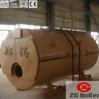 Buy cheap WNS Series Oil and Gas Fired Boilers in Household Heating Industry from wholesalers