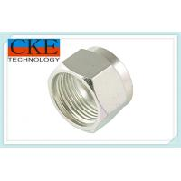 China Custom 4-Axis Precision Machined Parts / Turning Lathe Components For Photographic Devices on sale