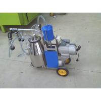 China Cow portable milking machine on sale