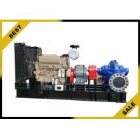 China Cummins Diesel Engine Water Pump For Agricultural Irrigation Turbocharging on sale